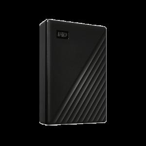هارد اکسترنال 4 ترابایت وسترن دیجیتال HDD EXT MY PASS Western 4TB