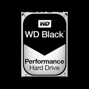 هارد اینترنال وسترن دیجیتال مدل Black 1TB