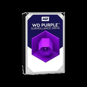 هارد اینترنال وسترن دیجیتال مدل Purple 10TB
