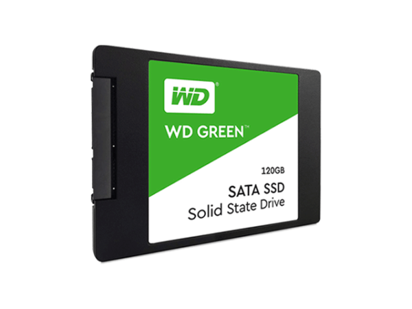 Green PC WDS120G2G0A-2