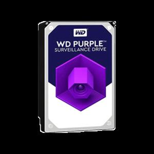 هارد اینترنال وسترن دیجیتال مدل  Purple 1TB