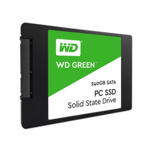 اس اس دی اینترنال وسترن دیجیتال Green PC WDS240G2G0A ظرفیت 240 گیگابایت