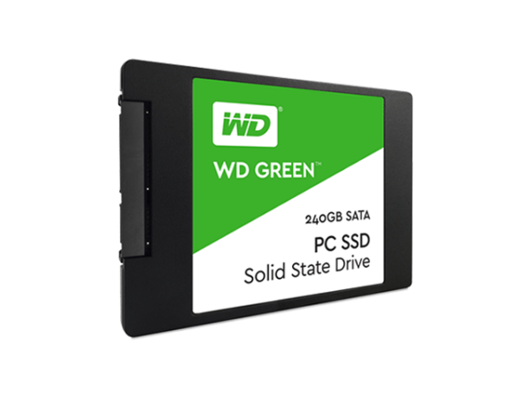 Green PC WDS240G2G0A-2
