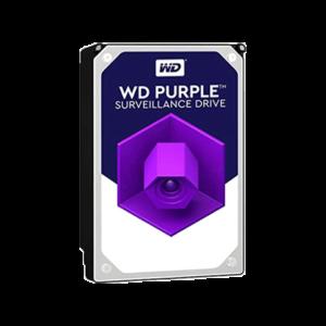 هارد اینترنال وسترن دیجیتال مدل Purple 4TB