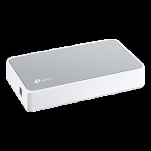 سوییچ 8 پورت تی پی-لینک مدل TP-Link TL-SF1008D Ver 12.0