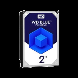 هارد اینترنال وسترن دیجیتال مدل Blue 2TB