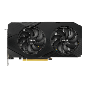 کارت گرافیک ایسوس مدل DUAL GTX1660 O6G EVO DDR5