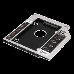 درایو لپتاپ کدی کیس Internal 9mm Hard Drive Caddy Case