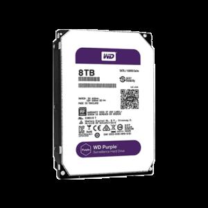 هارد اینترنال وسترن دیجیتال مدل Purple 8TB