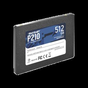 اس اس دی اینترنال PATRIOT P210 512GB