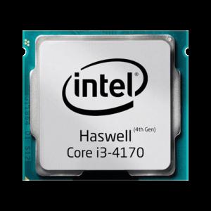 پردازنده مرکزی اینتل سری Haswell مدل Core i3-4170 Tray