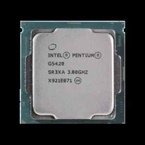 پردازنده مرکزی اینتل مدل Pentium Gold G5420 Tray