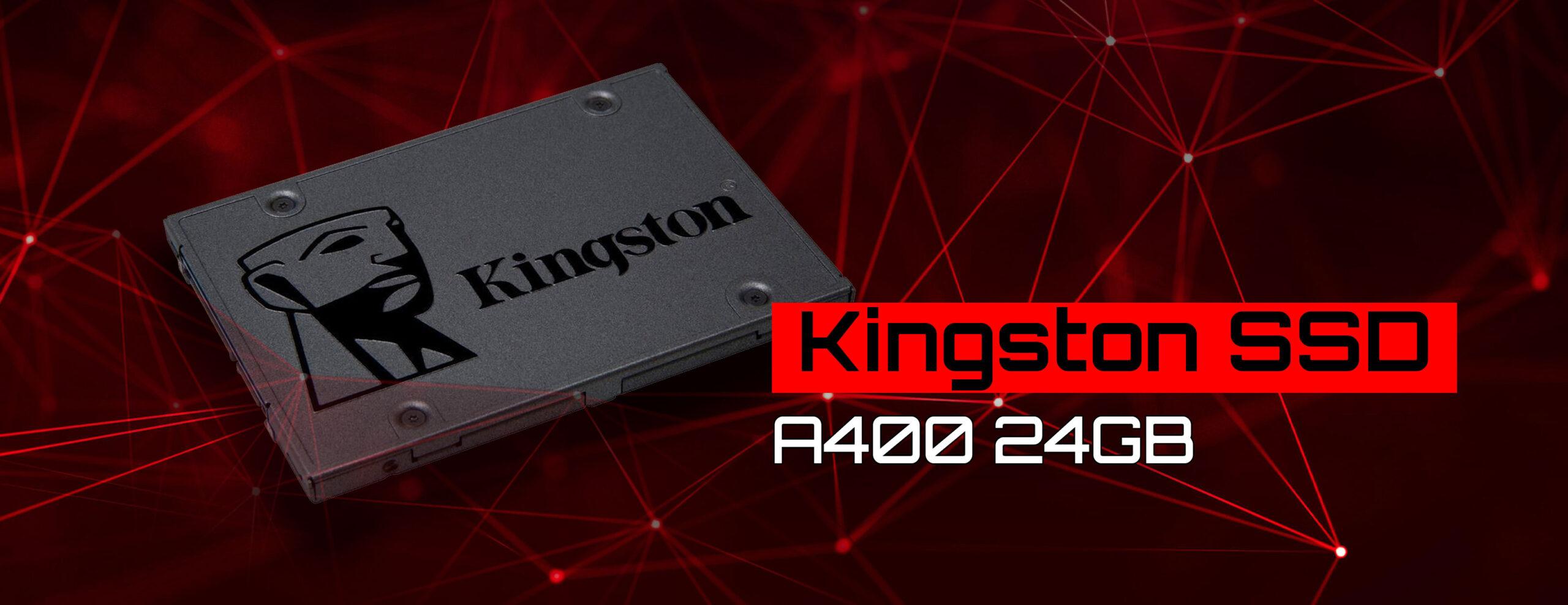 SSD Kingston NOW A400 -240GB